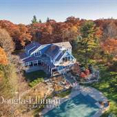 Beautiful Custom Built Nantucket Inspired Home with Incredible Views