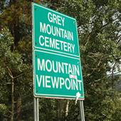 Grey Mountain Viewpoint