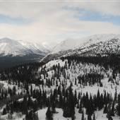 White Pass Aerials