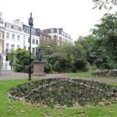 Embankment Gardens Chelsea