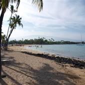 Anaeho'omalu Bay and Ponds
