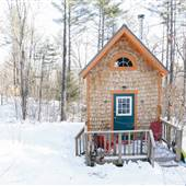 The Crooked River Tiny House