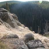 Fish Lake Cliffs