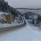 Fish Lake Road December