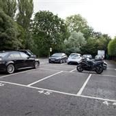Holland Park Car Park