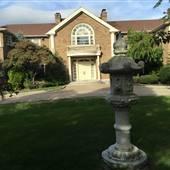 Timelessly Elegant Brick Mansion - Alpine, NJ