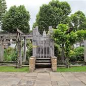Emslie Horniman's Pleasance - Voysey Garden