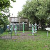 Little Wormwood Scrubs - Playground and Outdoor Gym Area