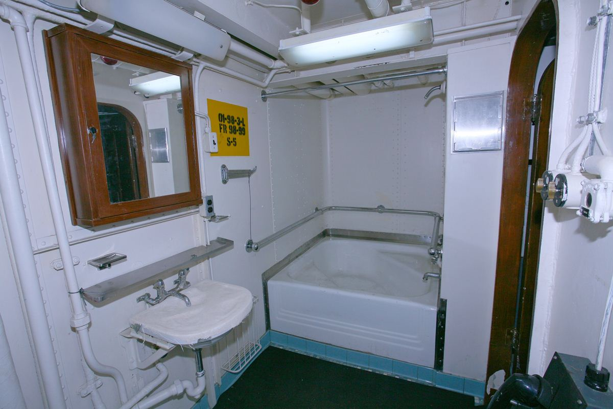 Admiral S Ship Room