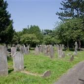 Hanwell Cemetery Hanwell