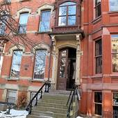Historic Brownstone in Upstate NY