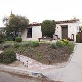 Spanish Mission Home