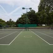 Holland Park - Tennis Court 2 / Netball