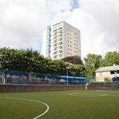 Kensal New Town Estate - Hazlewood Football Pitch