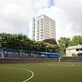 Kensal New Town Estate - Hazlewood Football Pitch