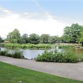 Bishop's Park - Beach and Water Play / Lake