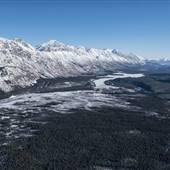 Wheaton Valley and Annie Lake Aerials