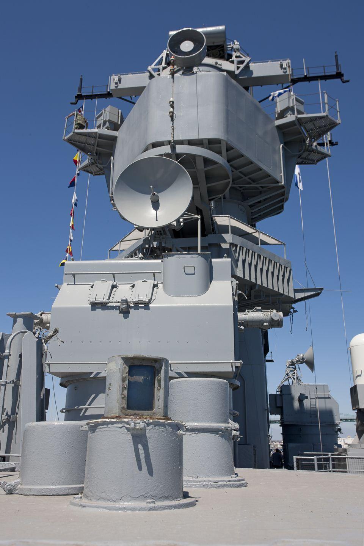 Location Photos of Battleship USS IOWA