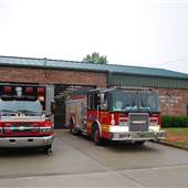 Gwinnett County Fire Academy - Old Hamilton Mill Fire Station