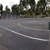 Woodbury University Basket Ball Courts