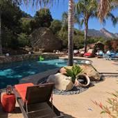 The Malibu Canyon Retreat, MAIN HOUSE, GUEST HOUSE & BUS