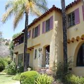 1930s Spanish Mediterranean Home
