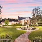Orange County Mansion