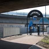 Thamesmead Flyover