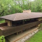 Prairie Style Home in Minnesota