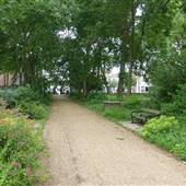 St. Mary Magdalene Garden