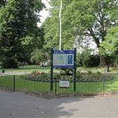 Ravenscourt Park - Main entrance and Archways