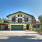 Ojai Family Home on 2 Acres of Horse Property