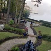 Stunning Lake view Backyard