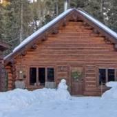 Peak a Blue Cabin