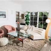 Chic Mediterranean Art Deco Silverlake Apartment