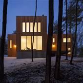 Architect designed Modern Cabin in the Catskills