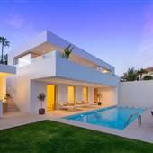 Modern 5B5B Villa In Hollywood Hills