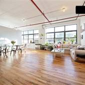 Oversized Sun Drenched Loft In Trendy Williamsburg