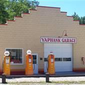 Yaphank 1930's Gas Station