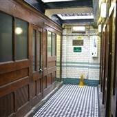 South End Green Toilets