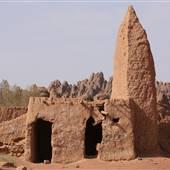 Tuwaren - Hatem Al Ta'ai Palace - توارن  -  قصر حاتم الطائي