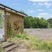 Gunnersbury Park Disused Area