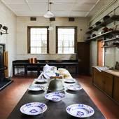 Gunnersbury Park Museum Kitchens