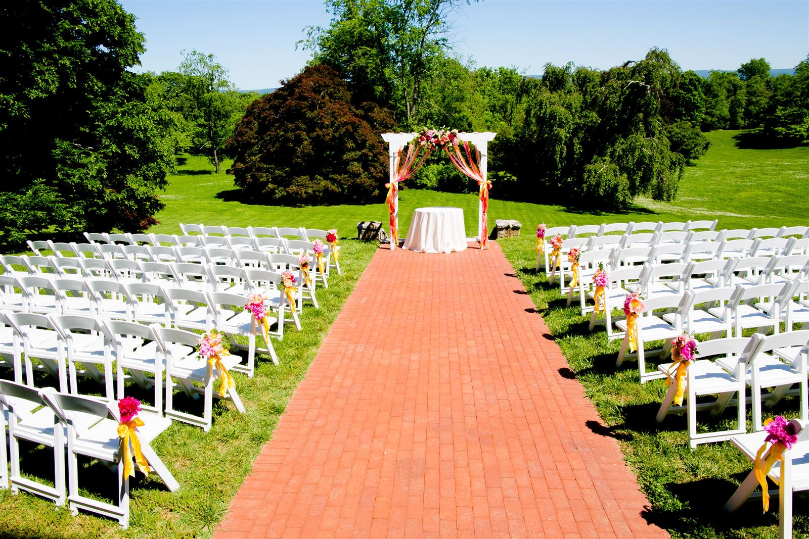 Historic Rosemont Manor A Wedding