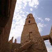 Mosque of omar ibn al-Khattab Mared Castle  - مسجد عمر بن الخطاب وقلعة مارد