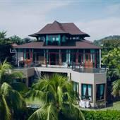 Lake House in Malaysia
