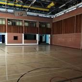 Holloway Prison Gym
