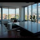 ALL GLASS WILLIAMSBURG APARTMENT - OUTSTANDING LIGHT