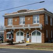 Mays Landing - Houses and Shops