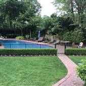 Poolside Paradise house!